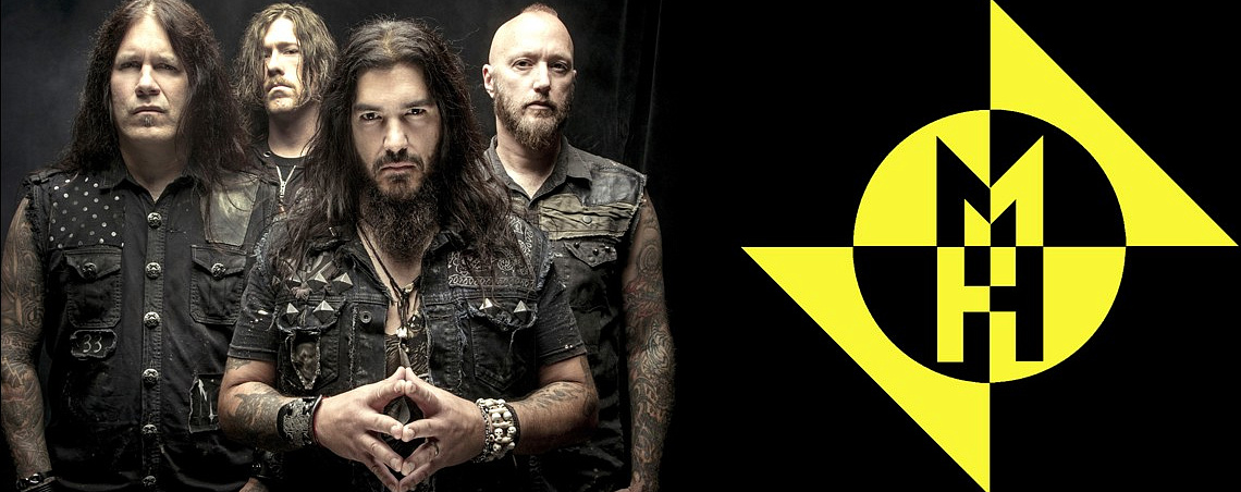 Атрибутика Machine Head в Castle Rock